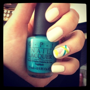 Manicure Monday April 16th