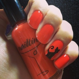 Manicure Monday: Superstition via The Collabor-Eight