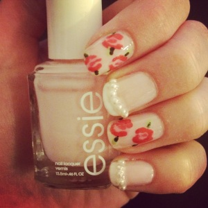 Manicure Monday: Favorite Things via The Collabor-eight