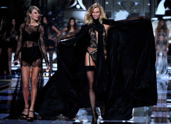 2014 Victoria's Secret Fashion Show - Runway